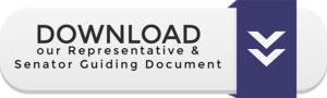 Download Our Representative & Senator Guiding Document