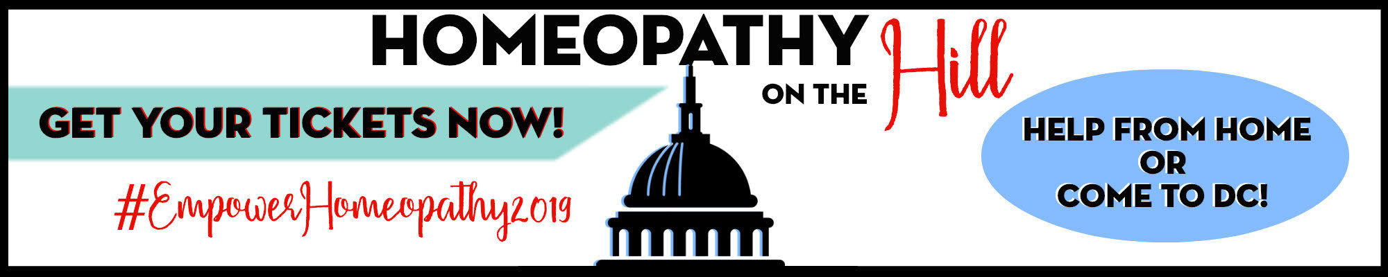 Homeopathy On The Hill