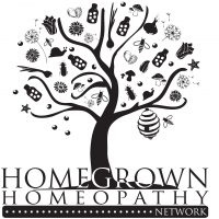 Homegrown Homeopathy Logo